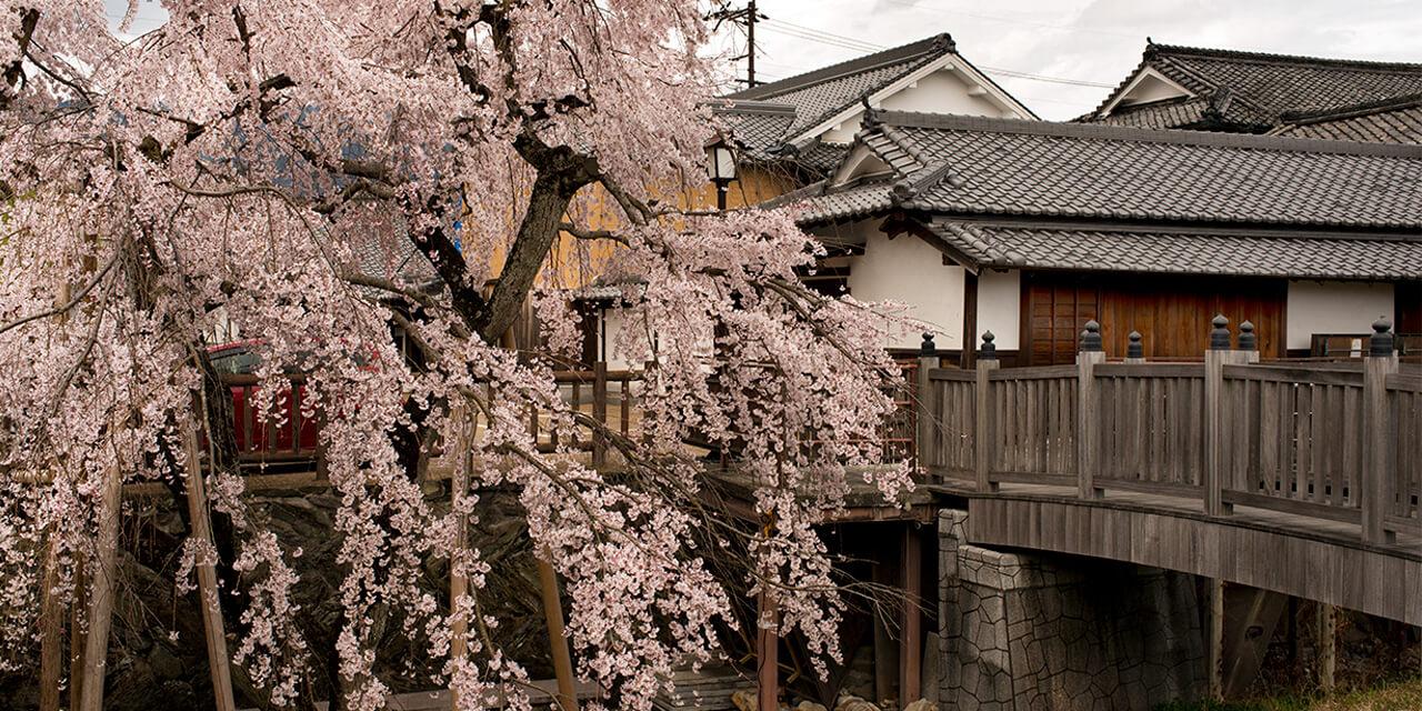 The Town of Gojo, Nara Prefecture